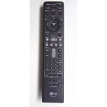 LG Home theater  Replacement remote control - Black