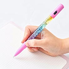 1PC 6 Colors Ballpoint Pen School Office  Kawai Plush Writing Pen