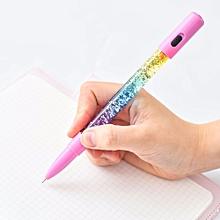 1PC 6 Colors Ballpoint Pen School Office  Kawai Plush Writing Pen