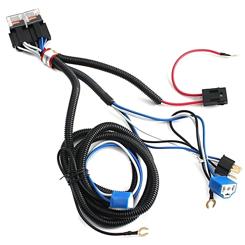 Incredible Generic Universal H4 Headlight Booster Wire Hid Xenon Halogen Wiring Digital Resources Indicompassionincorg