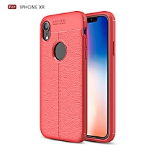 Phone Cover For iPhone XR Phone Case Protective Shell Slim Soft Durable Anti-scratch Anti-fingerprint Anti-sweat Shock-resistance Phone Shell