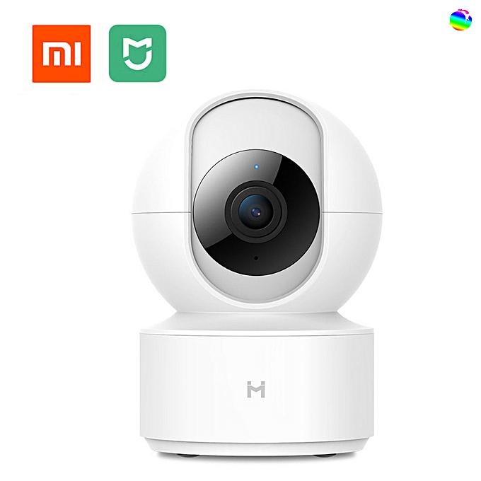 XIAOMI IP Camera 1080P HD 360 Home Security Cameras-white