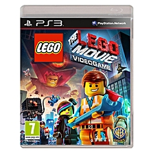 PS3 Game Lego Movie Video Game