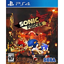 PS4 Game Sonic Forces