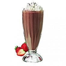 6 Dessert Milkshake/Ice Cream Sundae Glasses - Set of 6