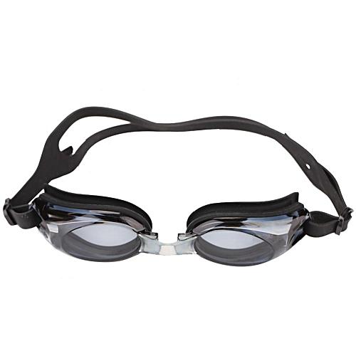 1cf1415faa5 Generic Black Nearsighted Anti-fog Adult And Children Swim Goggles ( 9)
