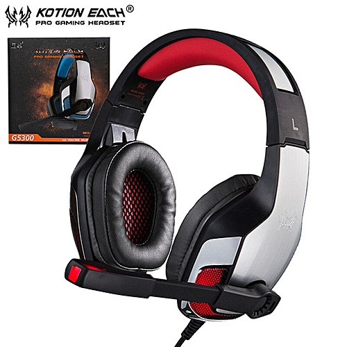 Generic Kotion Each Gaming Headphones Wired Stereo Gaming Headset