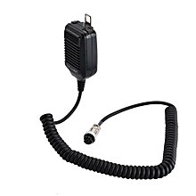 UJ Hm-36 Hand Speaker Mic Radio Microfoon Voor Icom Ic-718 Ic-78 Ic-765-black