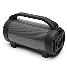 LED Portable Wireless Bluetooth Speaker Boombox USB Audio For Computer PC Laptop