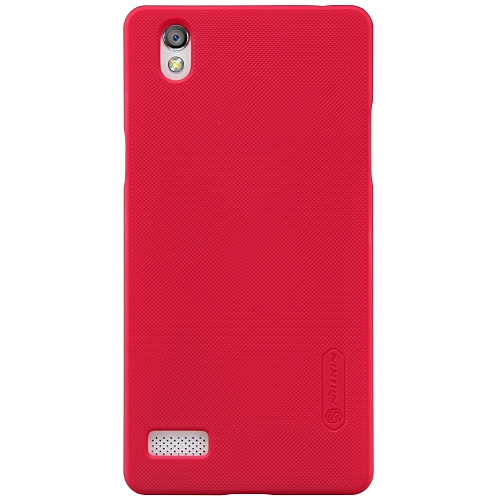 official photos c0956 e05b0 Nillkin Super Frosted Shield Matte PC Hard Back Case Cover For OPPO Mirror  5 / 5s / A51 (Color:Red)