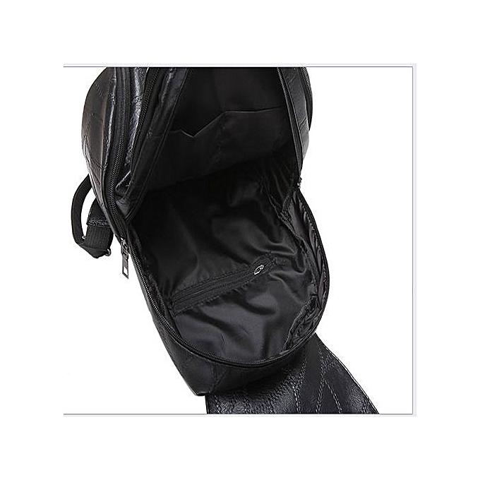 Buy Fashion Olivarenfashion Women Leather Backpacks Waterproof