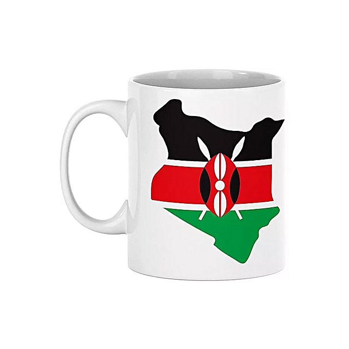 Ceramic White Mug with Kenya Flag on kenya police map, kenya road map, kenya citizen-news, kenya on map, uganda map, kenya men, kenya ladies, kenya native animals, kenya media gossip, kenya map map, kenya ethnic groups map, kenya people maasai, kenya globe map, ghana map, kenya heart map, kenya country map,