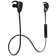 H903 - Bluetooth In-ear Sport Earbuds With Mic 10hrs Talk 8hrs Music - Black