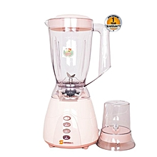 Blender With  Unbreakable Jug - Cream