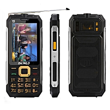 Gionld D99 2.8'' 2000mAh Antenna Analog TV Bluetooth Speed Dial Driving Record OTG TV Feature Phone