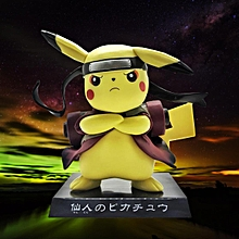 Pokemon Pikachu Cosplay Action Figure Collection Model PVC Toy Doll Gifts