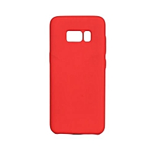 SAMSUNG S8 SILICON COVER