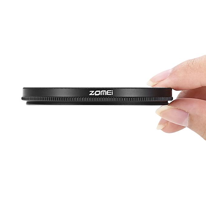 GC - SLIM 62mm Graduated Color Filter For Nikon DSLR Cameras Lens - Red