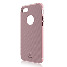 Baseus Hermit Bracket Case Convenience Mobile Phone Shell For IPhone 7 Plus 5.5 Inch_PINK