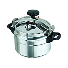 5 liters Pressure Cooker - Silver