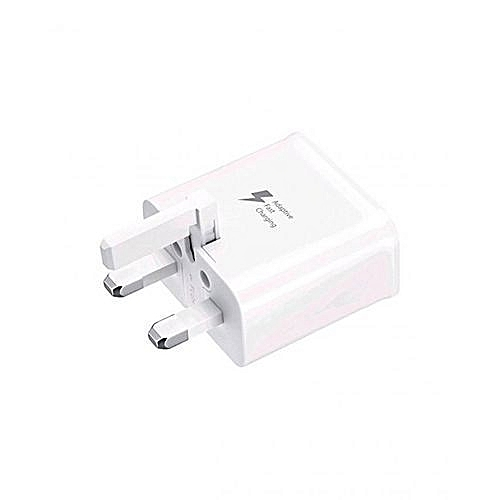 Charger For Smartphones - White