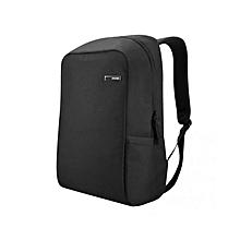 POFOKO Brand Laptop Backpack Shoulder Bag For macbook Air Pro 14inch black