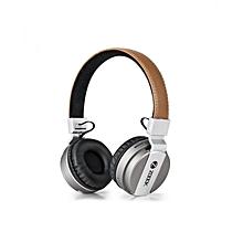 ZB-Rocker Bomb - 4 in 1 Bluetooth Headphone - Brown