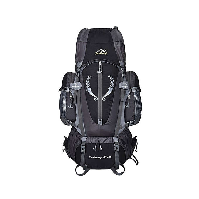 Buy Generic Outdoor 85L Internal Frame Mountaineering Bag Waterproof ...