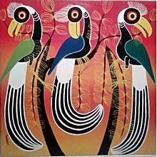 'Tropical birds' by simon kalweo