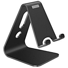 Vogek Mobile Phone Holder Stand Aluminium Alloy Metal Tablet Stand Universal Holder for iPhone X/8/7/6/5 Plus Samsung Phone/ipad LIMEI