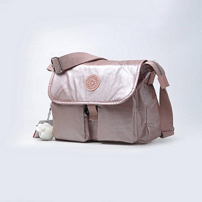 23d5e45b78 Kipling fashion women's Multi Pocket Inclined Shoulder Bags Canvas Postman  Pack
