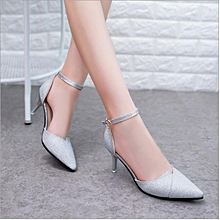 090e56ea4b3 Women Shoe- High Heels sandals-AnkleTie-Fashion Casual Point toe-ladies shoe