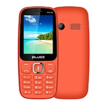 PLUZZ P5130 2.4''800mAh Bluetooth FM Radio MP3 With LED Flashlight Dual SIM Card Feature Phone