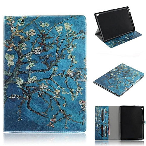 finest selection adb4c 1c1d4 PU Leather Wallet Case Cover for Lenovo Tab 4 10 TB-X304F TB-X304N / Tab 4  10 Plus TB-X704F TB-X704N
