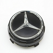 4x 75mm Auto Car Wheel Center Hub Cap Emblem Badge Decal For Benz New 2018