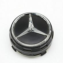 4x 75mm Auto Car Wheel Center Hub Cap Emblem Badge Decal For Benz New 2018