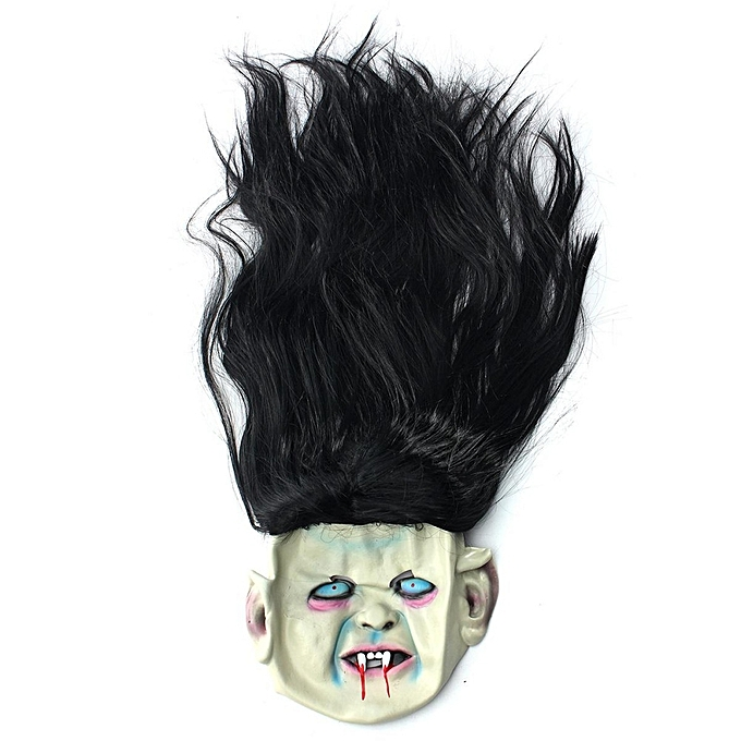 Universal Halloween Horror Long SADAKO Ghost Hair Mask
