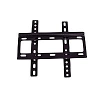 Mini Suitable 14''-42'' tv wall bracket 25kgs load capacity