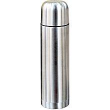 Stainless Steel Vacuum Bullet Flask Cup Warm Hot Cold Keeping-0.75L