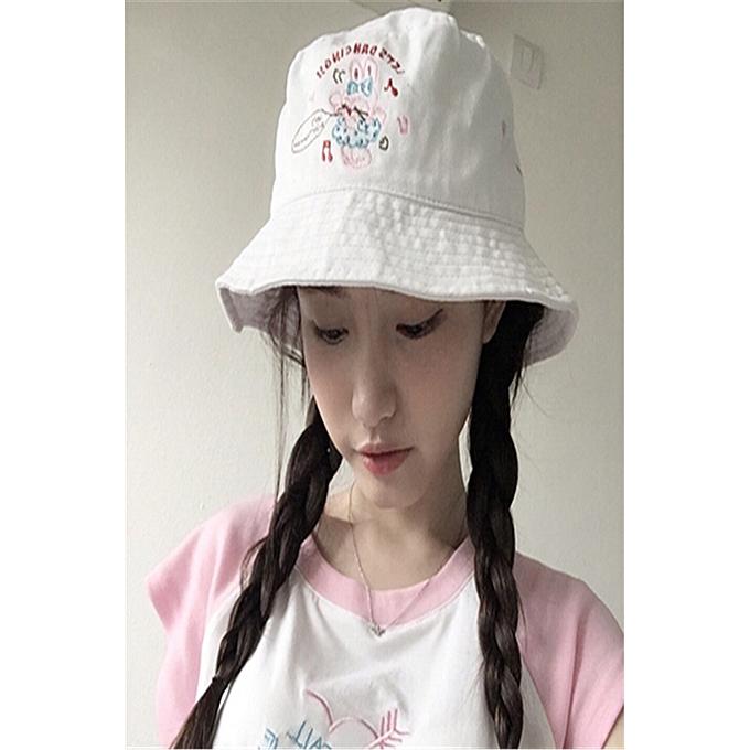 ... 1YU style(black)Fisherman hat men and women Korean hat female Han Ban  Bai b04d9ccab8dc