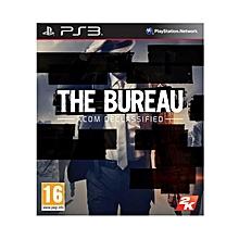 PS3 Game The Bureau XCOM Declassified