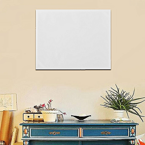 Buy Generic Wood Framed Blank Artist Stretched Canvas Print Painting ...