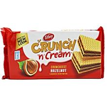 Cream Wafers - HazelNut - 153G