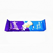 Cream White Dream Chocolate 80 Grams