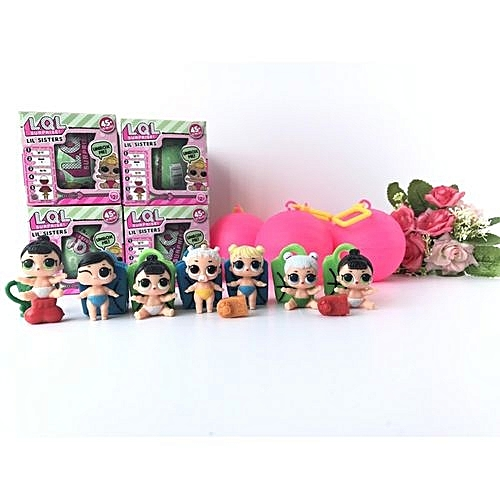 By Brand, Company, Character SURPRISE LIL OUTRAGEOUS LITTLES SERIES