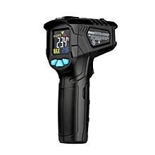 MESTEK IR01C -50℃ to 550℃ Infrared Thermometer Hygrometer Digital Thermometer Color Screen VA Return