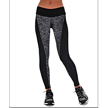 Gym Training tights - ladies - grey
