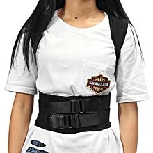 Unisex Posture Corrector Back Brace Support Shoulder Belt Ultra Thin Breathable XL