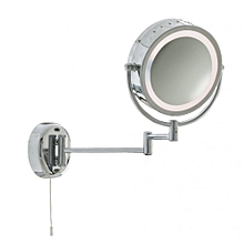 Searchlight Magnifying Bathroom Mirror Light