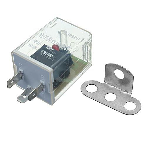 12V 3 Pin LED Flasher Relay Unit For Car Turn Signal Indicator Blinker  Flash OZ